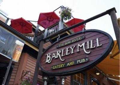 Eau Claire barley mill