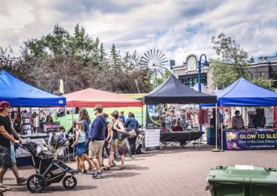 Eau Claire market events canada-day