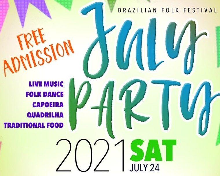 Brazilian Folk Festival
